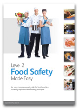 QA Level 2 Award in Food Safety for Manufacturing (RQF) – Qualsafe